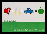 view The Food Chain : still feeding the fight against HIV and AIDS / The Food Chain (UK) Ltd.