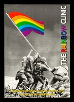 view The Rainbow Clinic : a free and confidential health clinic for all gay and bisexual men.