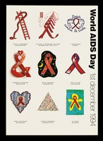 view World AIDS Day : 1st December 1994 / produced by the National AIDS Trust with the support of the Health Education Authority.