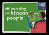 view HIV counselling for African people / Terrence Higgins Trust.