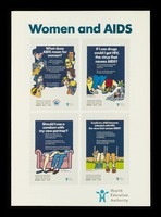 view Women and AIDS / Health Education Authority.