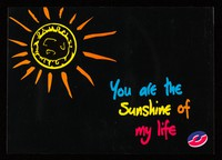 view You are the sunshine of my life : condoms - a bright way of Taking Care with sex.