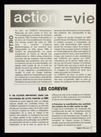 view Action + vie : ... les COREVIH.