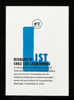 view Risques d'IST chez les lesbiennes / Crips Île-de-France.
