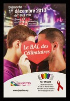 view Le bal des célibataires : dimanche 1er décembre 2013 / Séropotes Paris.