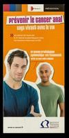 view Prévenir le cancer anal : gays vivant avec le VIH / Institut National du Cancer.