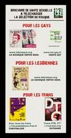 view Brochure de santé sexuelle à télécharger : la selection du Kiosque : safe sex publications to dowload, our selection / Le Kiosque Infos Sida.