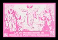 view Les dix commandements des Soeurs de la Perpétuelle Indulgence.
