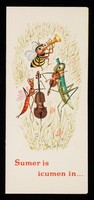 view Summer is icumen in... : 'B.W. & Co.' Antihistamines for hay-fever.