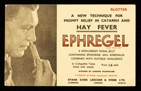 view A new technique for prompt relief in catarrh and hay fever : Ephregel.