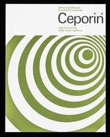 view Glaxo breakthrough in antibiotic treatment : Ceporin : truly bactericidal really broad spectrum.