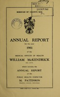 view [Report 1961]