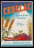 Cerelac, extracto de cereales con vitaminas y sales minerales :