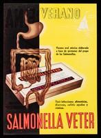 view Verano, vacuna oral atóxica elaborada a base de gérmenes del grupo de las salmonellas ... : Neuralbeina antineuralgico inyectable ... / Laboratorios Veter, S.A.