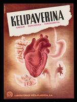 view Kelipaverina : khellin, papaverina, fenobarbital / Laboratorios Vieta-Plasencia, S.A.
