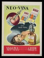 view Neo-Vina, Rino Neo-Vina : Neo-Vina en todas sus formas para todas las formas de gripe / Laboratorios Salus S. de R.L.