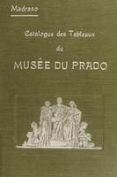 view Catalogue des tableaux du Musée du Prado