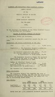 view [Report 1939] / Medical Officer of Health, Caterham & Warlingham U.D.C.