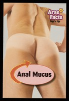 view Anal mucus : arse facts 4, top's tip / GMFA.