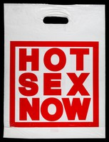 view Hot sex now / [Terrence Higgins Trust].