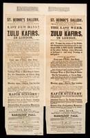 view Zulu Kafirs, St. George's Gallery ...
