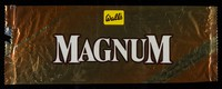 view Magnum : the creamiest dairy vanilla ice cream luxuriously dipped in real Belgian chocolate / Wall's Ice Cream Ltd.
