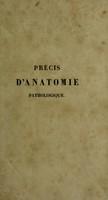 view Précis d'anatomie pathologique / Par G. Andral.