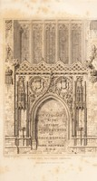 view A dictionary of the architecture and archaeology of the middle ages: including words used by ancient and modern authors in treating of architectural and other antiquities ... also, biographical notices of ancient architects / By John Britton ... Illustrated by numerous engravings by J. Le Keux.