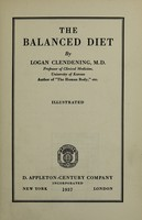 view The balanced diet