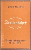view Italienfahrt : Briefe an die Braut 1859-1860
