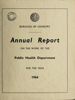 view [Report 1964] / Medical Officer of Health, Oswestry Borough.