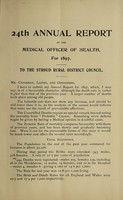 view [Report 1897] / Medical Officer of Health, Stroud (Union) R.D.C.