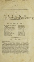 view The trial (at large) of James Hill; otherwise James Hind; otherwise, James Actzen: for feloniously, wilfully, and maliciously, setting fire to the rope-house, in His Majesty's dock-yard at Portsmouth. Tried at the Assize, at Winchester, on Thursday, March 6, 1777. Before the honorable Sir William Henry Ashhurst, knt. ... and Sir Beaumont Hotham, knt. ... / Taken in short-hand ... by Joseph Gurney. And published by permission of the judges.
