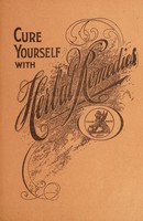 view Cure yourself with herbal remedies / [Potter & Clarke, Ltd].