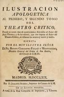 view [Obras] / [Benito Jerónimo Feijóo y Montenegro].