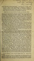 view On the duration of life of sovereigns / [William A. Guy].