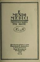 """view Ernst Ludwig Heim (der """"alte Heim"""")"""