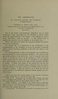 view The cerebellum : its functions, diseases and encephalic interrelations / Charles K. Mills, M.D., LL.D., Emeritus Professor of neurology in the Medical School of the University of Pennsylvania, Philadelphia.