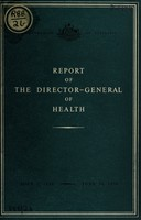 view Report of the Director-General of Health