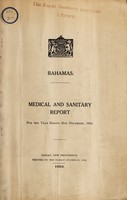 view Medical and sanitary report