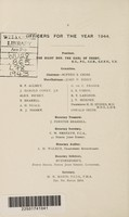 view Annual report : 1943 / Liverpool Dental Hospital.