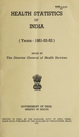view Annual report of the Directorate General of Health Services / issued by the Central Bureau of Health Intelligence, Directorate General of Health Services, Ministry of Health, Government of India.